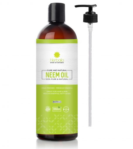 Herbaila All Natural Neem Oil