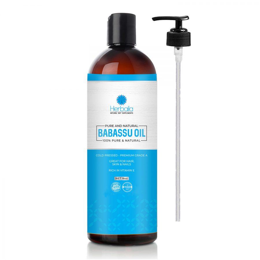 Herbaila Babassu Oil