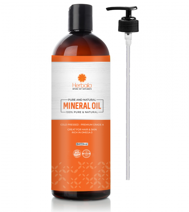 Herbaila Mineral Oil