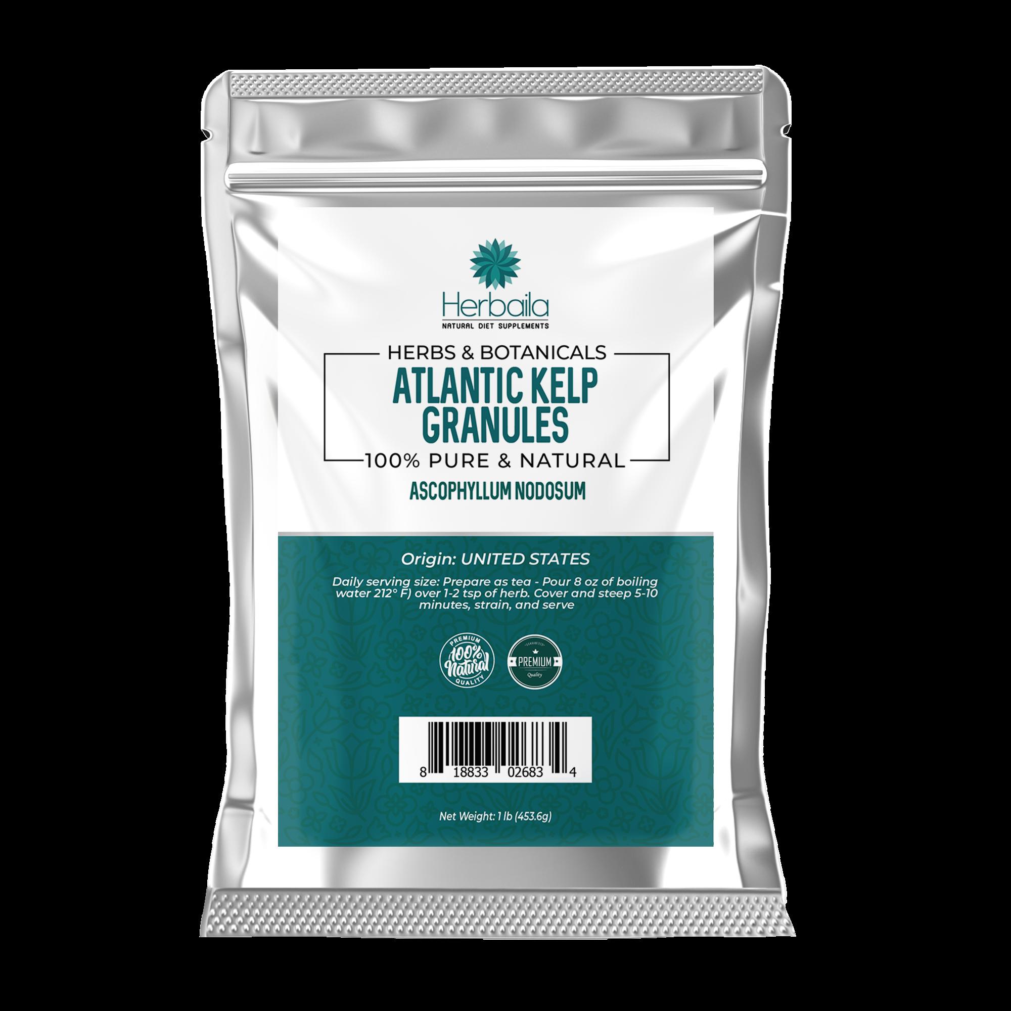 Kelp Granules non organic