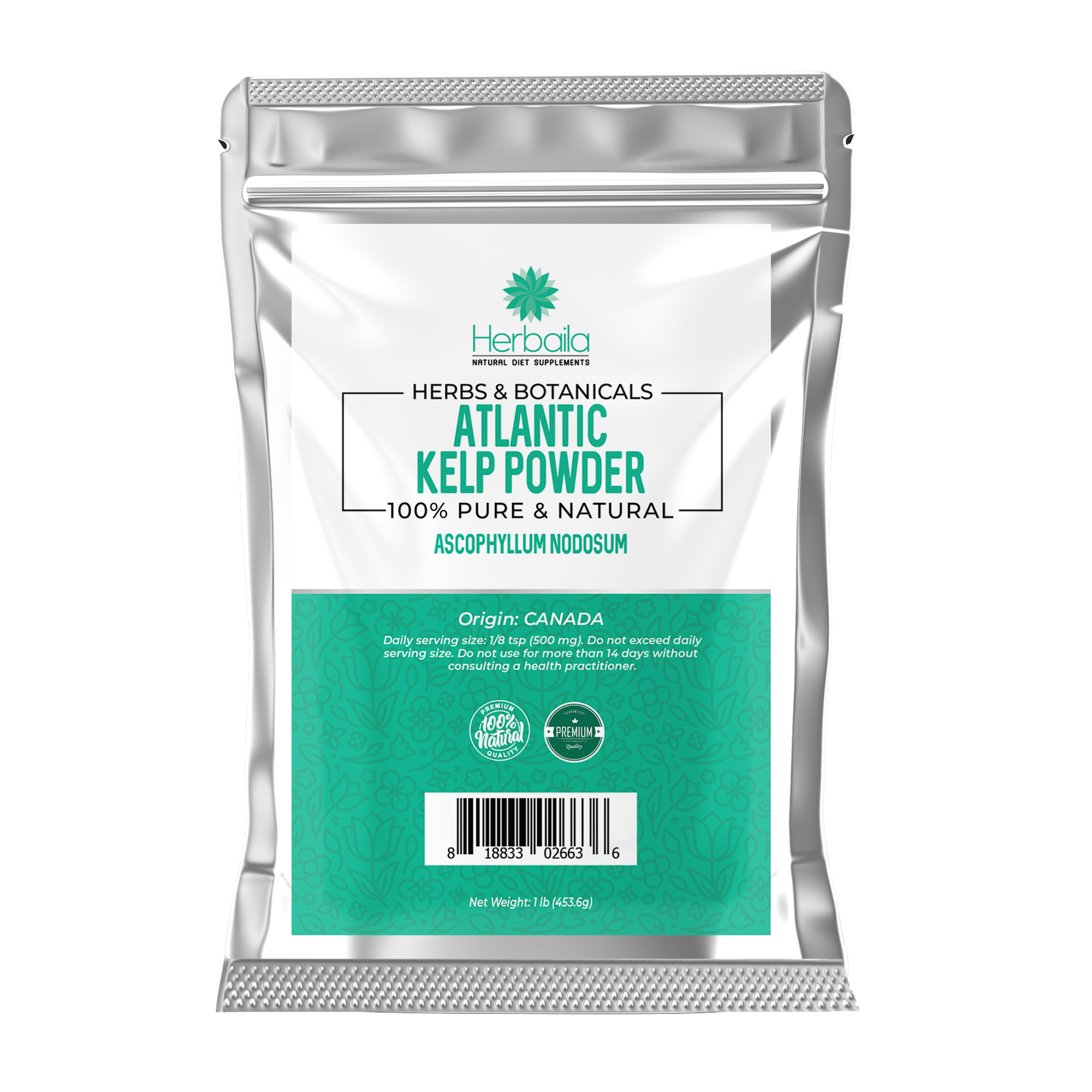 Kelp Powder non organic