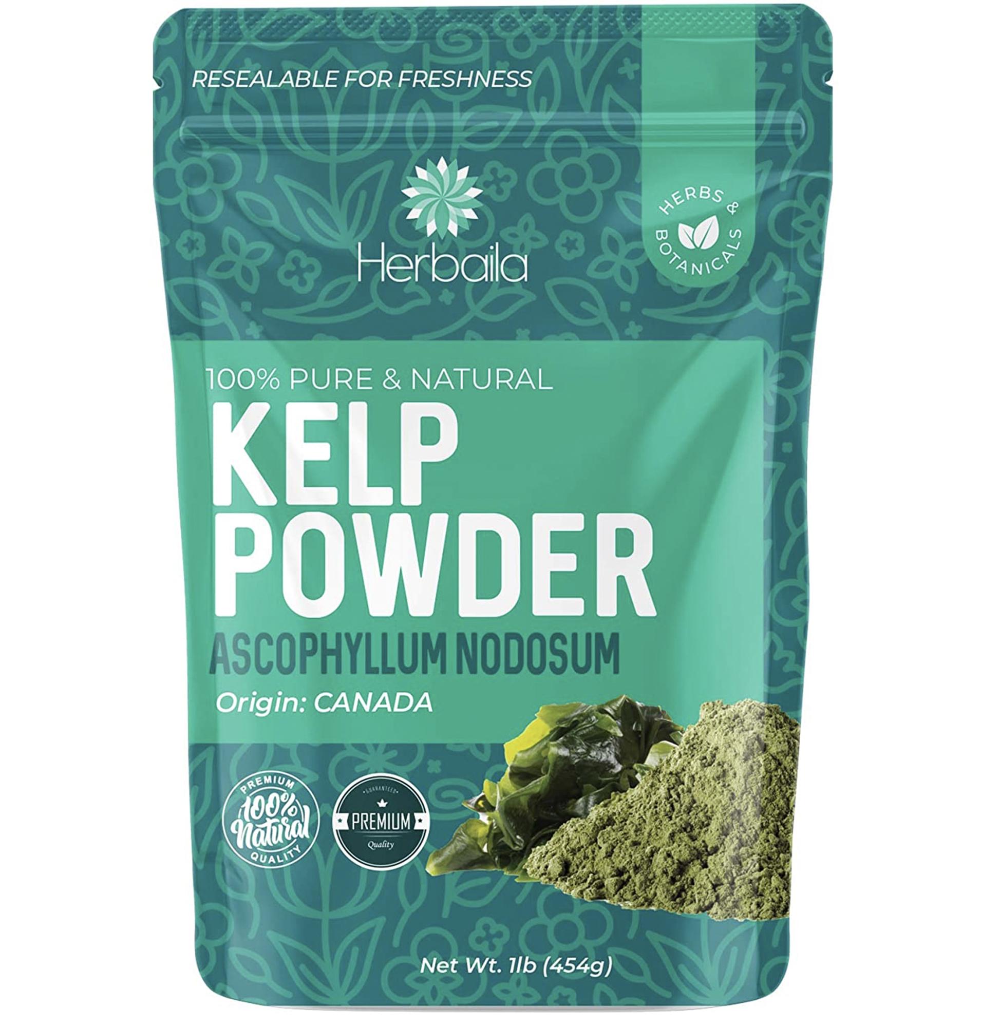 kelp powder web